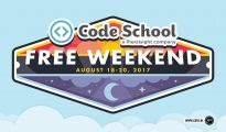 Gratis toegang tot het volledig aanbod van Code School